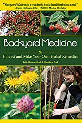 Backyard Medicine, a recommended wildcrafting book.
