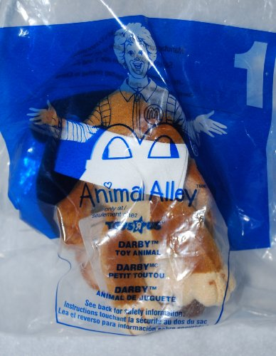 McDonalds Happy Meal 2001 Animal Alley Toys R Us-Darby #1