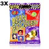 3 pack x Jelly Belly Beans Bean Boozled (54 gramos) Risas con los...