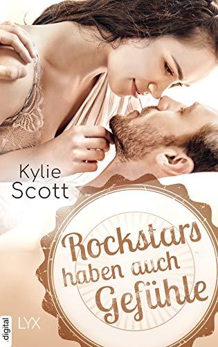 Buchseite und Rezensionen zu 'Rockstars haben auch Gefühle' von Kylie Scott