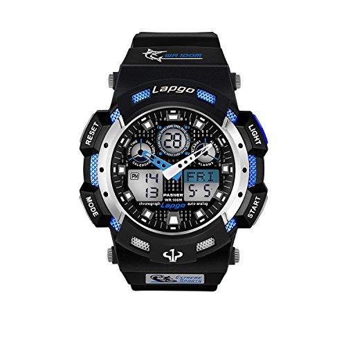 Blueshadow - Jungen -Armbanduhr- 1002AD