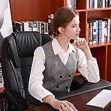 FUZADEL Desk Extender Ergonomic Keyboard Tray Clamp Foldable Elbow Rest Pad for Desk Armrest Mount Under Desktop Height Adjustment