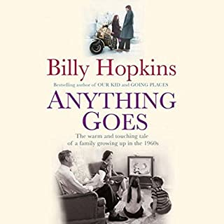 Anything Goes                   By:                                                                                                                                 Billy Hopkins                               Narrated by:                                                                                                                                 Christopher Scott                      Length: 16 hrs and 37 mins     4 ratings     Overall 4.3