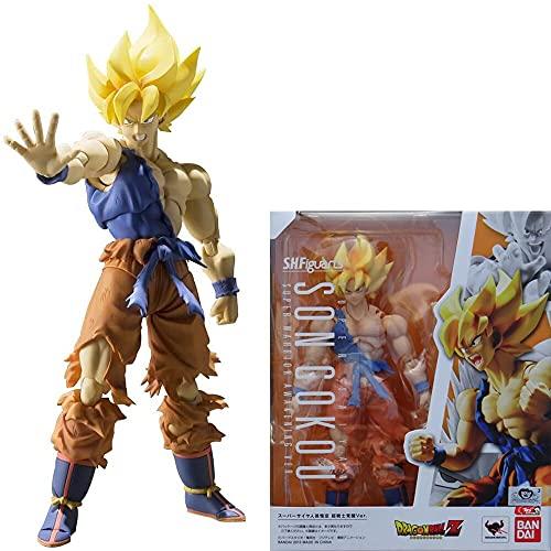Anime Dragon Ball Super Saiyan Z Shf Adolescenza Gohan Namek Action Figure Toy Figure Modello In Pvc Giocattoli Per Bambini 16 Cm