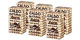 Aneto 100% Natural - Caldo de Puchero - caja de 6 unidades de 1 litro...