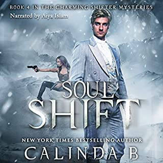Soul Shift audiobook cover art