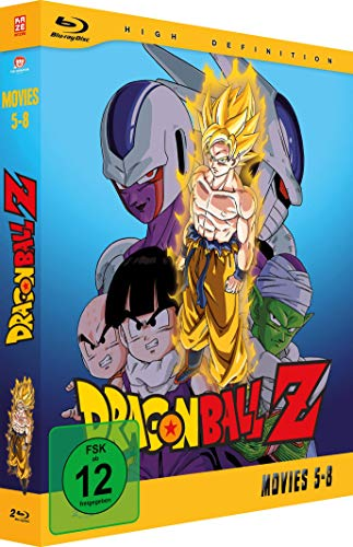 Dragonball Z - Movies - Vol.2 - Blu-ray Alemania