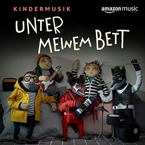 Unter meinem Bett: Kindermusik