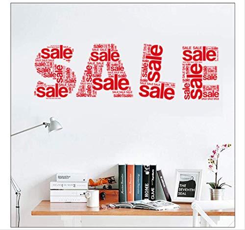 Wandaufkleber schlafzimmer VERKAUF spezielle Ausverkauf Rabatt Logo Wand Paste Schaufenster Glastür Aufkleber Dekoration Wandbild