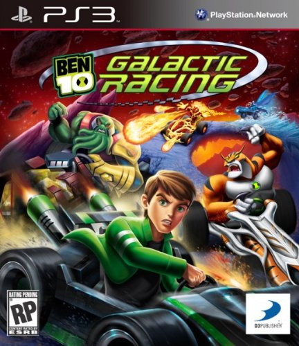 Ben 10 Galactic Racing [Import spagnolo]