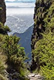 Platteklip Gorge: Hiking inTable Mountain National Park in South Africa Journal: 150 Page Lined Notebook/Diary/Journal