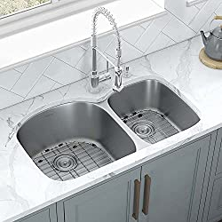 10 Best Stainless Steel Kitchen Sinks of 2020 (list of top rated stainless steel sinks) 15