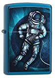 "Genuine Zippo windproof lighter with distinctive Zippo ""click"" All metal construction about 1. 5 times as thick as a standard Zippo case; windproof design works virtually anywhere Refillable for a lifetime of use; For optimum performance, we recommen..."