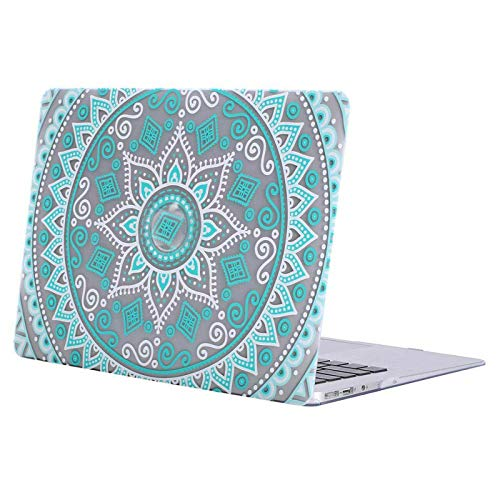 Double-sweet Funda protectora rígida para Air 13 Pro 13 15 Retina 2014 2015 2016 2017 2018 2019 Laptop Case + Cubierta de teclado-H022-Retina 12 A1534