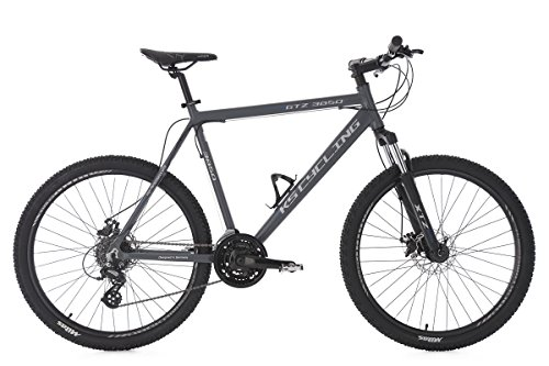 KS Cycling Mountainbike Hardtail MTB 26'' GTZ anthrazit RH 51 cm