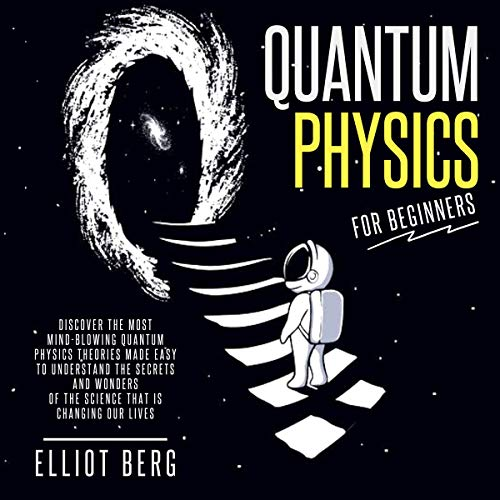 Quantum Physics for Beginners audiobook cover art