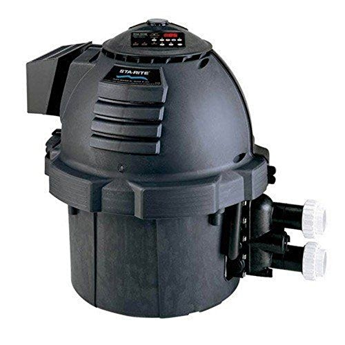 Sta-Rite SR400LP Max-E-Therm Pool And Spa Heater, Propane, 400,000 BTU