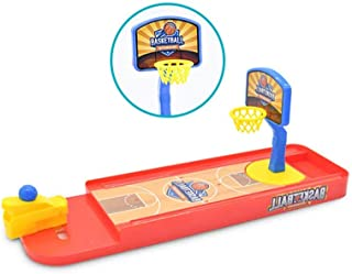 Tabletop & Miniature Gaming, Portable Folding Tabletop Basketball Mini Basketball Bowling Catapult Toy Frog Bowling Tabletop Sports Educational Toys for Kid Compact Space Saving Design