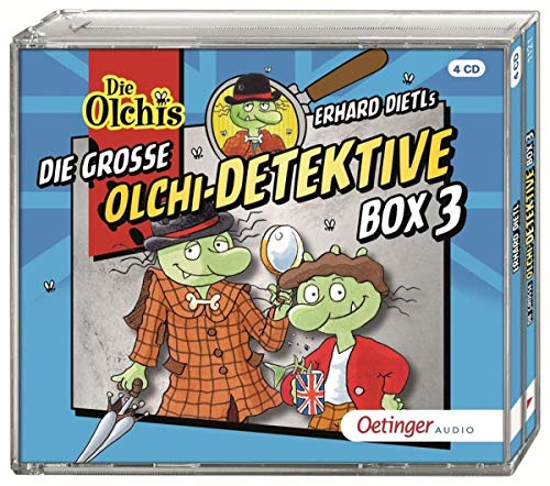 Die große Olchi-Detektive-Box 3