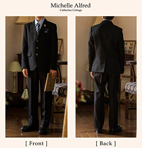 『(キャサリンコテージ) Catherine Cottage 子供服 男の子 スーツ ベーシックスーツ5点セット TAK』の3枚目の画像
