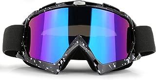 ZDATT Professional Adult Motocross Goggles Dirt Bike ATV Motorcycle Ski Glasses Motor Gafas UV Protection