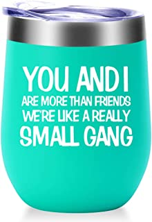 you and i are more than friends mug