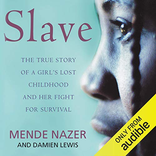 Slave audiobook cover art