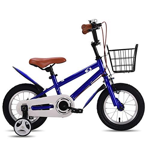 YumEIGE Freestyle Boys Giril kinderfiets kinderen 4 kleuren 12 inch 14 inch 16 inch 18 inch met trainingswiel in hoogte verstelbaar stuur verkrijgbaar