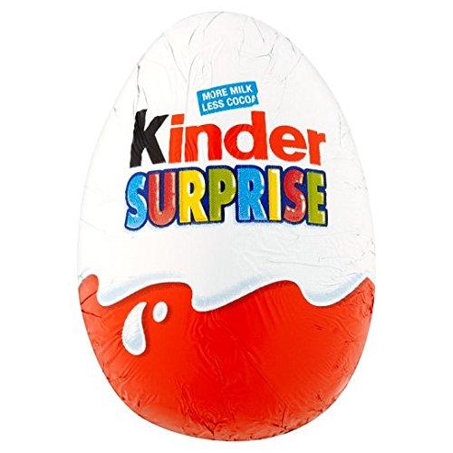 Kinder Überraschungseier 20gr (48er Packung)