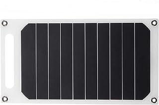 WANGYONGQI Kit de Panneau Solaire de Bricolage 5V 10W, Chargeur de Batterie USB Pad PORTAILLE PORTAILLE DE Band Band Unive...