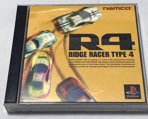 R4: Ridge Racer Type 4 PSX [Japan Import]