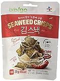BIBIGO Seetang-Reis-Chips, scharf, 5 x 20 g -