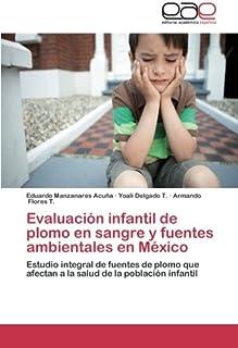 Evaluacion Infantil de Plomo En Sangre y Fuentes Ambientales En Mexico