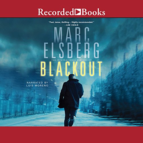 Blackout                   By:                                                                                                                                 Marc Elsberg                               Narrated by:                                                                                                                                 Luis Moreno                      Length: 12 hrs and 38 mins     22 ratings     Overall 3.5