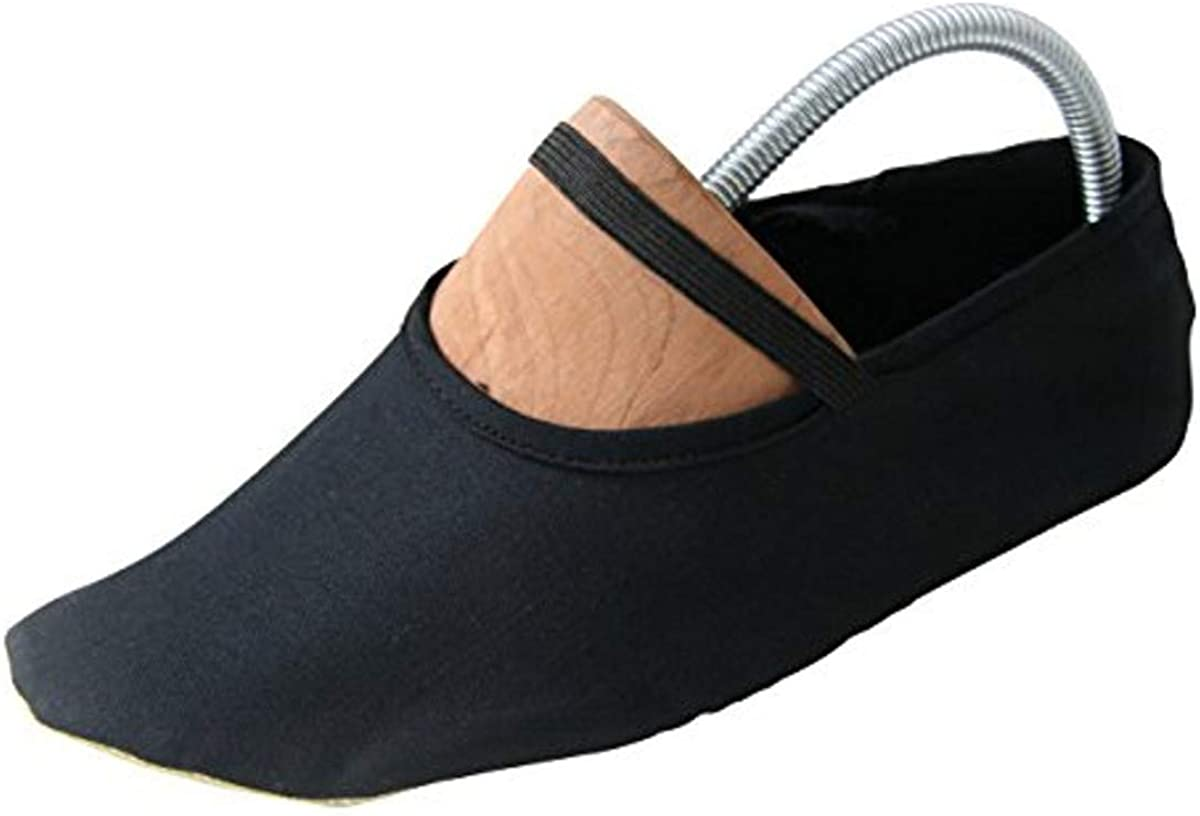 Morgenspruch Eurythmieversand Eurythmy Gymnastic Cotton Shoes for Toddlers and Kids with Non-Slip Rubber Sole - Designed for Waldorf Schools - Suitable for Ballet, Dance, Trampoline, Deadlift