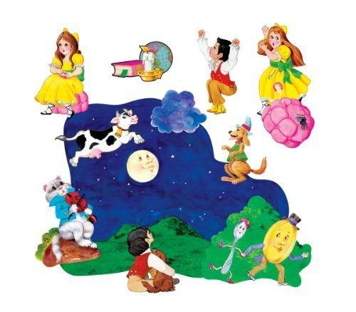 Little Folk Visuals LFV22307 Farm Flannel Boards SPIG **Do NOT activate**