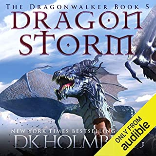 Dragon Storm                   Written by:                                                                                                                                 D.K. Holmberg                               Narrated by:                                                                                                                                 Christian Rummel                      Length: 7 hrs and 33 mins     Not rated yet     Overall 0.0