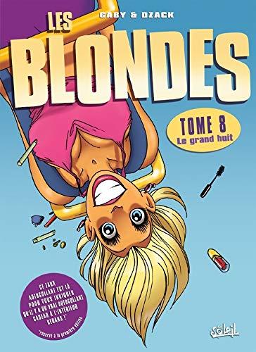 Les blondes T08