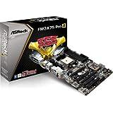 ASRock Socket FM2/AMD A75 FCH/DDR3/SATA3&USB3.0/A&V&GbE/ATX Motherboard FM2A75 PRO4