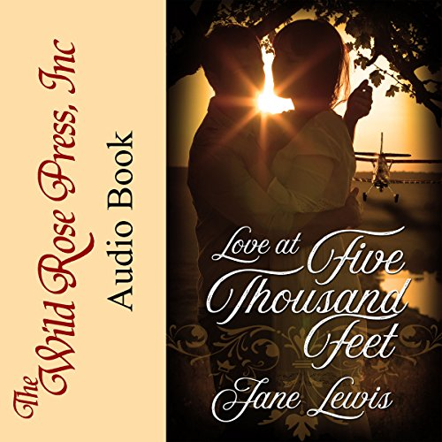 Love at Five Thousand Feet audiobook cover art