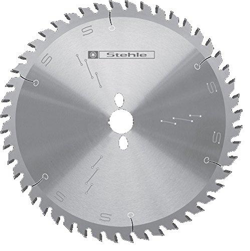 Stehle HW ZWS Besäum- und Fertigschnitt-Kreissägeblatt 400x3,5/2,5x30mm Z=120 Wechselzahn