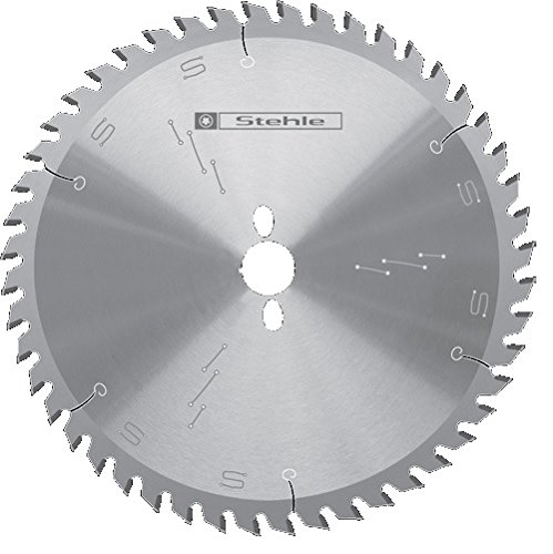Stehle HW ZWS Besäum- und Fertigschnitt-Kreissägeblatt 270x3,2/2,2x30mm Z=60 Wechselzahn