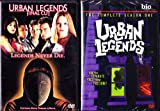 Urban Legends Final Cut the Movie , Urban Legends Complete Season One Box Set : Biography Channel the True Story of Urban Legends : 2 Pack Collection