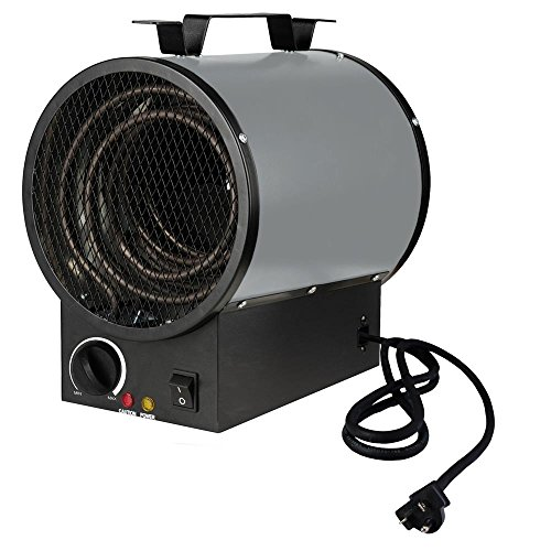 King Electric PGH2448TB Portable Garage Heater...