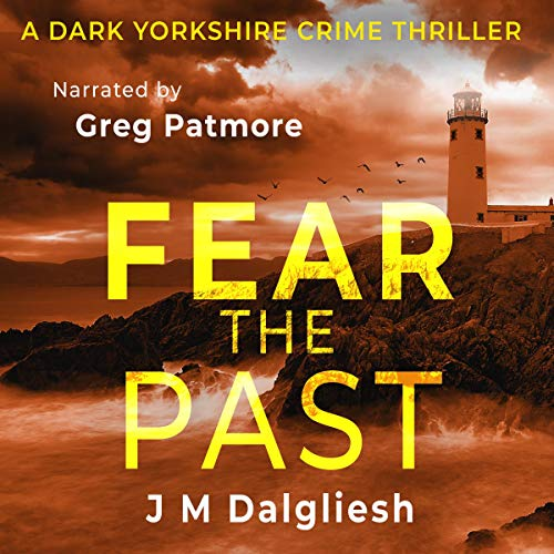 Fear the Past audiobook cover art
