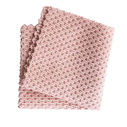 rongweiwang Schoonmaakdoek Thuis Keuken Teller Spoelbak Schotel microfiber reiniging doek Wasdoek Microfiber…