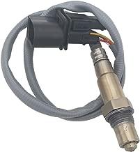 JESBEN 0258007161 5-Wire Air Fuel Ratio Oxygen Sensor Upstream Sensor 1 Fit For Mercedes C-Class W203 CL203 S203 E-Class W211 S211 2002-2007 A0025401817