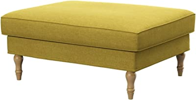 Gowind6 Funda de sofá de Tela elástica con Estampado Negro ...