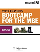Evidence (Bootcamp for the Mbe)