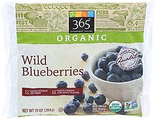 365 Everyday Value, Organic Wild Blueberries, 10 oz, (Frozen)
